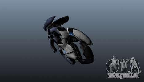 Geth Plasma pour GTA 4 secondes d'écran