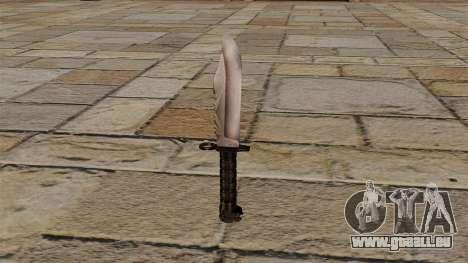 Couteau de STALKER pour GTA 4