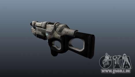 M-55 Argus pour GTA 4 secondes d'écran