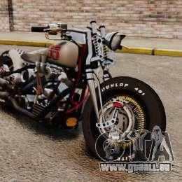 Harley-Davidson Knucklehead v1 pour GTA 4