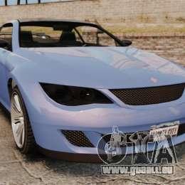 GTA V Zion XS Tuner für GTA 4