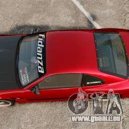 Nissan Silvia S15 pour GTA 4 est un droit