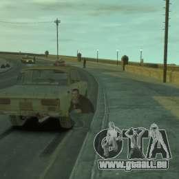 AZLK 2140 s. t. a. l. k. e. R pour GTA 4 est un droit