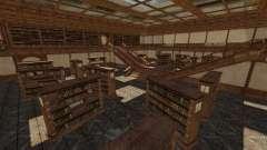 Bibliothek Point Blank