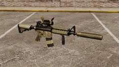 M4 carabine avec silencieux v1