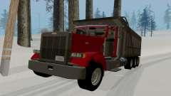 Peterbilt 379 Dump Truck