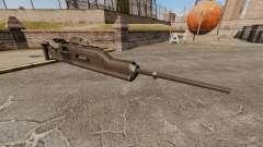 Mitrailleuse Maxim XM312