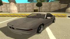 BMW 850CSi 1996 Stock version