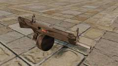 Die AA-12 Schrotflinte