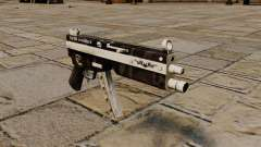 Le pistolet-mitrailleur MP5 Head Crusher