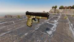 Halbautomatische Pistole Glock 19