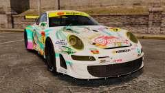 Porsche GT3 RSR 2008 Hatsune Miku