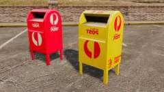 Boîtes aux lettres de l'Australie