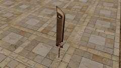 Épée de Zabuzy