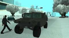 Hummer H1 aus den Spiel Resident Evil 5
