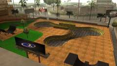 Nouveau BMX Park