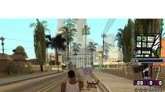 (C) HUD-von Gabbi_Stafford für GTA San Andreas