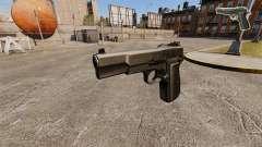 Chargement automatique pistolet Browning Hi-Powe