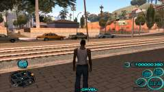 C-HUD Candy Project pour GTA San Andreas