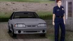GTA 5 Police Woman