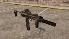 HK MP7 Maschinenpistole Sopmod