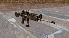 Automatische Carbine M4 Red Dot Black Edition