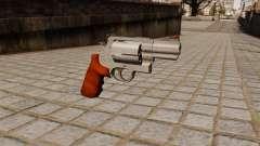 500ES S & W Magnum revolver.