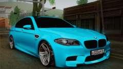 BMW M5 F10 v1 für GTA San Andreas