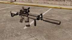 M4 Karabiner mit Schalldämpfer v2 für GTA 4