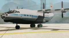 L'Antonov-12 de Aeroflot