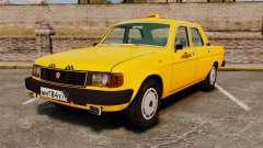 Gaz-31029 taxi