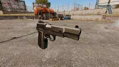 Ladewagen Pistole Browning Hi-Power