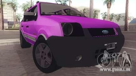 Ford EcoSport V2 für GTA San Andreas