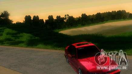 BMW 535i BPAN für GTA San Andreas