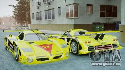 Nissan R390 GT1 pour GTA 4