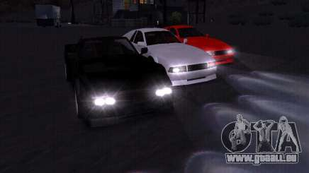 Sheetah Restyle pour GTA San Andreas