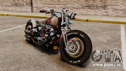 Harley-Davidson Knucklehead v1 für GTA 4