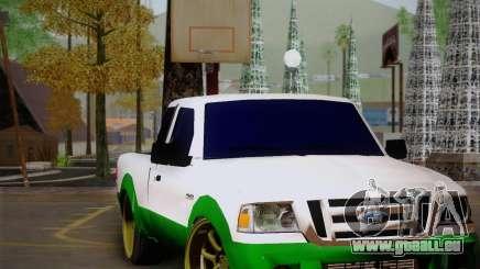 Ford Ranger 2005 für GTA San Andreas