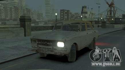 AZLK 2140 S. t. A. l. k. e. R für GTA 4