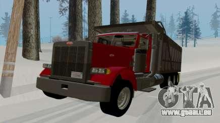 Peterbilt 379 Dump Truck für GTA San Andreas