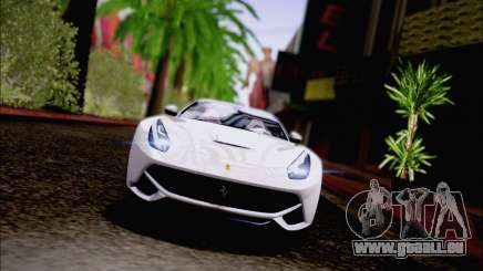 Ferrari F12 Berlinetta Horizon Wheels pour GTA San Andreas