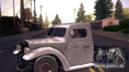 Rat Loader from GTA V pour GTA San Andreas