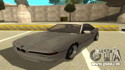 BMW 850CSi 1996 Stock version für GTA San Andreas