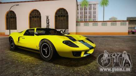 Ford GT40 MkI 1965 pour GTA San Andreas