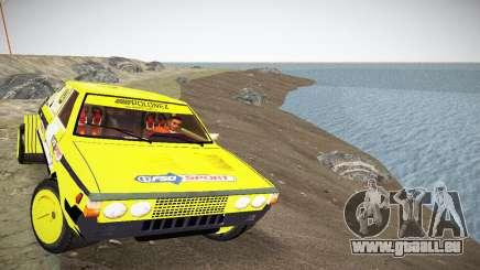 FSO Polonez 2500 Racing 1978 für GTA San Andreas