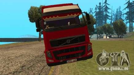 Volvo FH13 für GTA San Andreas