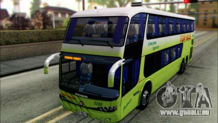 Marcopolo Paradiso G6 Tur-Bus pour GTA San Andreas