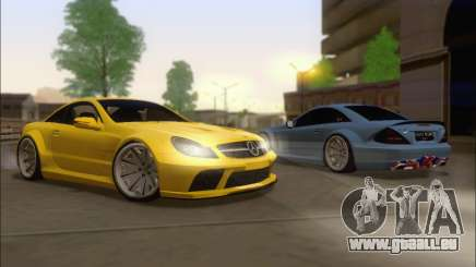 Mercedes-Benz SL65 AMG GB pour GTA San Andreas