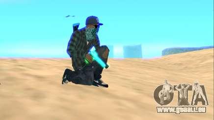 Rifa Gun Pack für GTA San Andreas
