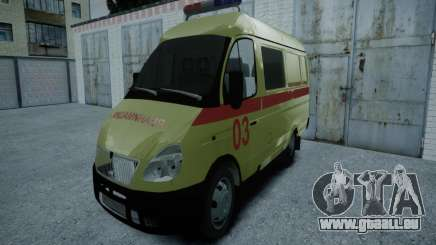 Gazelle 2705 Resuscitation v1. 0 für GTA 4